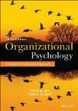 Organizational Psychology A Scientist-Practitioner Approach 3rd 2015 9781118724071 Front Cover