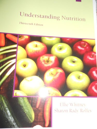 UNDERSTANDING NUTRITION (LOOSE N/A 9781285143071 Front Cover