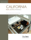 CALIFORNIA REAL ESTATE FINANCE N/A 9781427790071 Front Cover