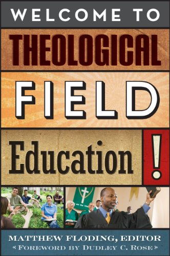 Welcome to Theological Field Education!   2010 edition cover
