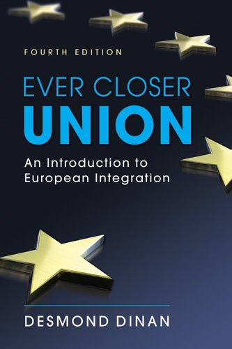 Ever Closer Union An Introduction to European Integration 4th 2010 edition cover