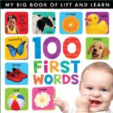 100 First Words:   2013 edition cover