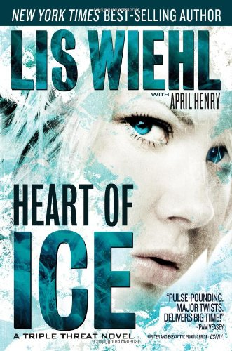 Heart of Ice   2011 9781595547071 Front Cover