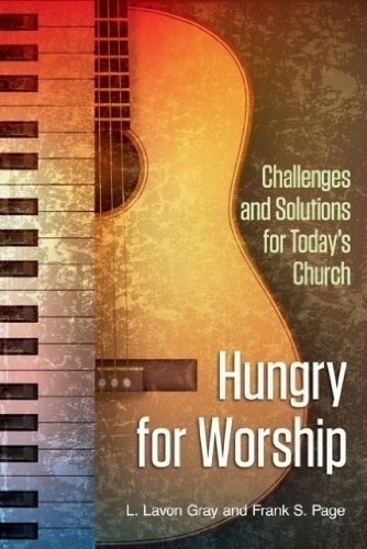 Hungry for Worship:   2014 edition cover