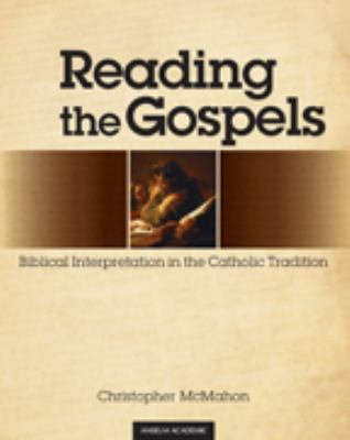 Reading the Gospels   2012 edition cover