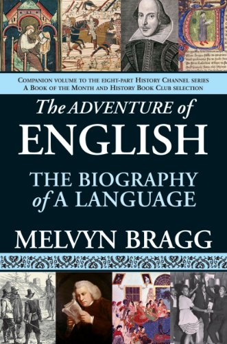 Adventure of English The Biography of a Language  2011 edition cover