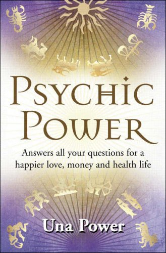 Psychic Power N/A edition cover
