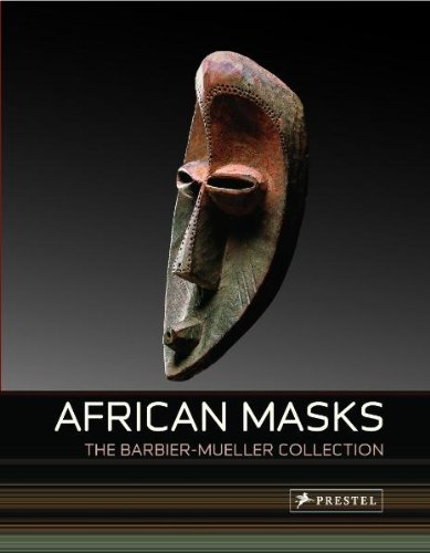 African Masks The Barbier-Mueller Collection  2007 edition cover