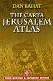 Carta Jerusalem Atlas  3rd 2015 edition cover