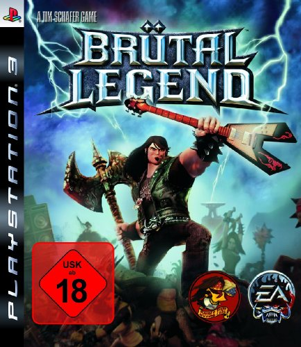 Brütal Legend (Uncut) PlayStation 3 artwork