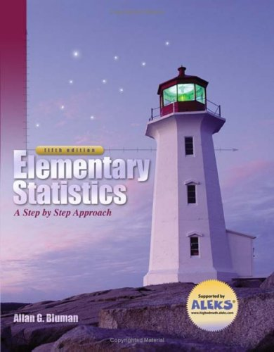 Elementary Statistics 5th 2004 edition cover