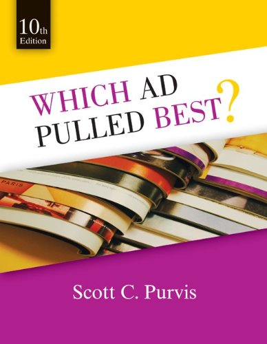 Which Ad Pulled Best?  10th 2011 edition cover