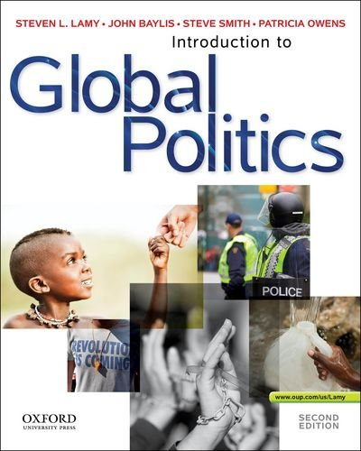 Introduction to Global Politics  2nd 2012 edition cover
