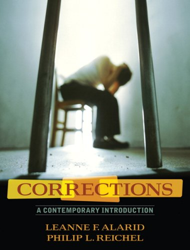 Corrections A Contemporary Introduction  2008 edition cover