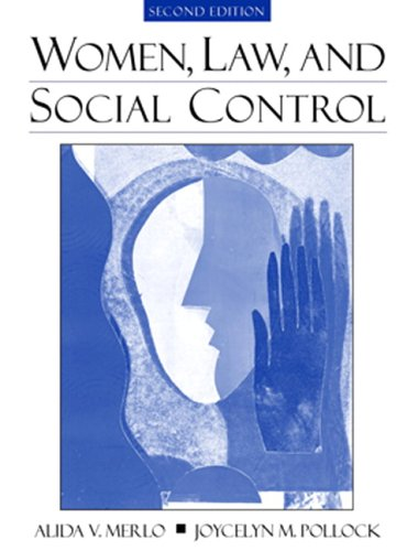Women, Law, and Social Control  2nd 2006 (Revised) 9780205442072 Front Cover