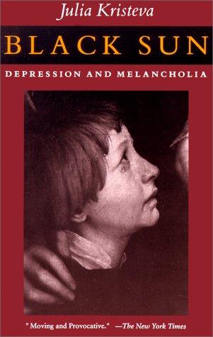 Black Sun Depression and Melancholia  1989 edition cover