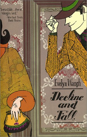 Decline and Fall   1999 edition cover