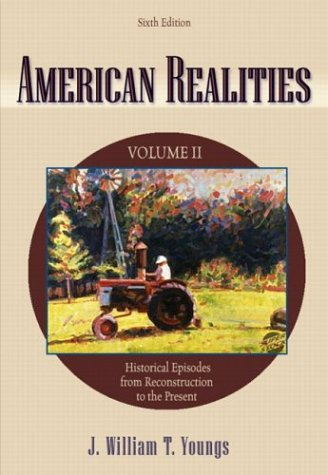 American Realities  6th 2004 (Revised) edition cover