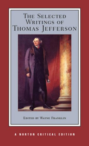 Selected Writings of Thomas Jefferson   2010 edition cover
