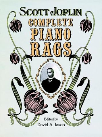 Complete Piano Rags   1988 edition cover