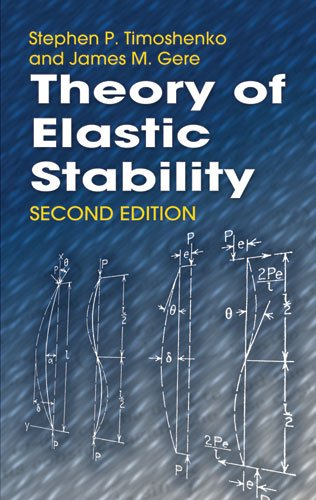 Theory of Elastic Stability  2nd 2009 edition cover