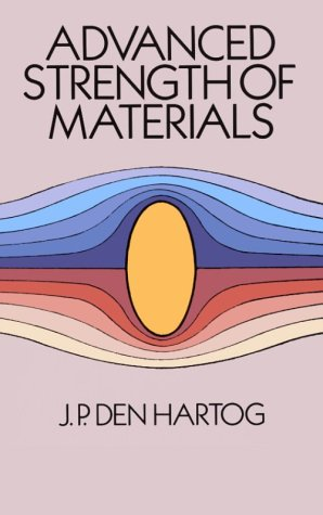 Advanced Strength of Materials   1987 (Reprint) edition cover