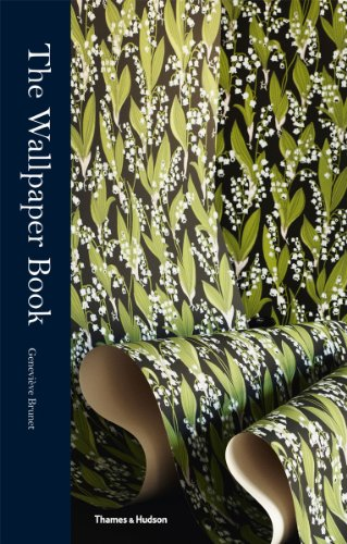 Wallpaper Book   2012 9780500516072 Front Cover