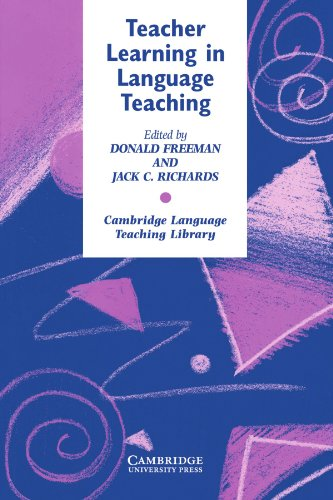 Teacher Learning in Language Teaching   1996 9780521559072 Front Cover