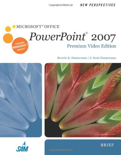 Microsoft Office Powerpoint 2007   2011 (Brief Edition) 9780538476072 Front Cover