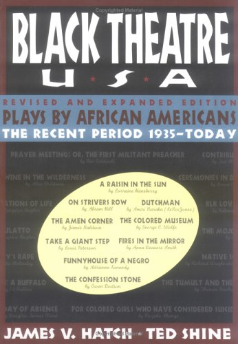 Black Theatre Usa Revised and Expanded Edition, Vol. 2 Plays by African Americans from 1847 to Today  1996 (Revised) edition cover
