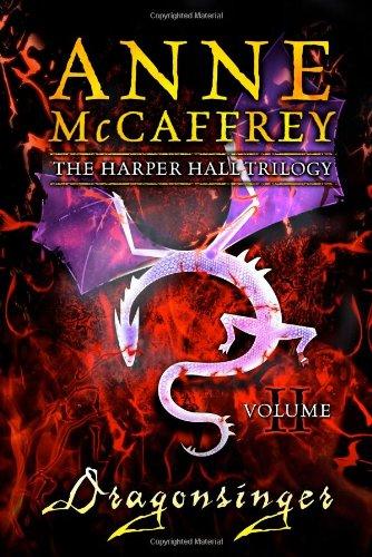 Dragonsinger   2003 edition cover