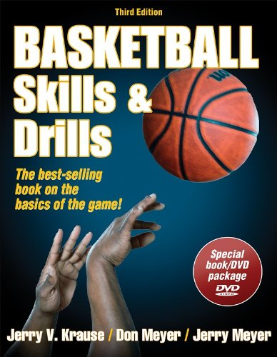 Basketball Skills and Drills  3rd 2008 (Revised) edition cover