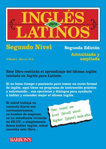 Ingles para Latinos, Level 2  2nd 2009 (Revised) edition cover