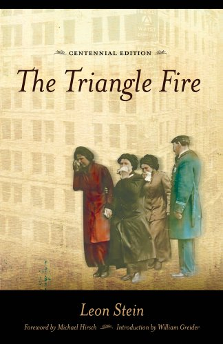 Triangle Fire   2011 (Enlarged) edition cover