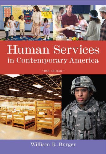 Human Services in Contemporary America  8th 2011 edition cover