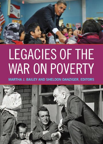 Legacies of War on Poverty   2013 edition cover