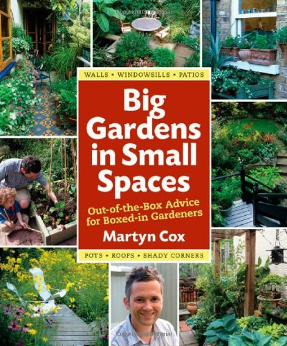 Big Gardens in Small Spaces Out-of-the-Box Advice for Boxed-in Gardeners  2009 9780881929072 Front Cover
