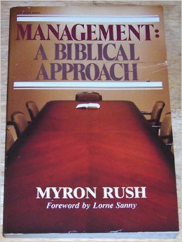 Management A Biblical Approach N/A edition cover