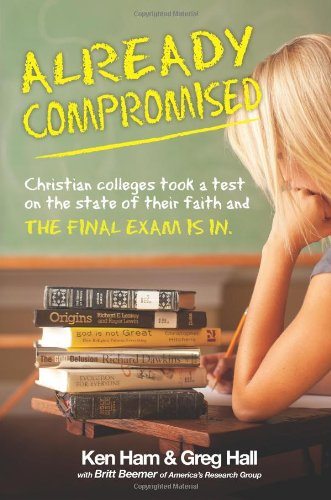Already Compromised   2011 edition cover