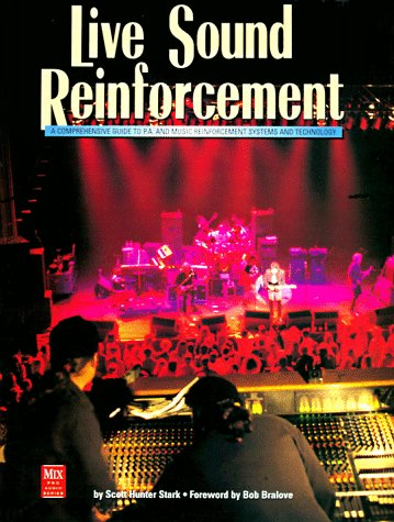 Live Sound Reinforcement  2nd 1997 edition cover