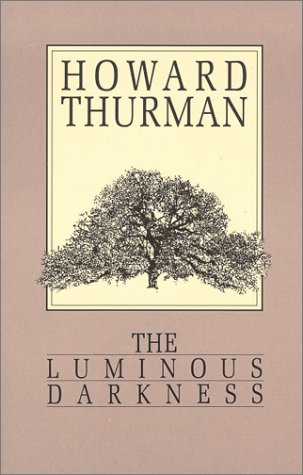 Luminous Darkness  Reprint edition cover
