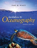 Invitation to Oceanography:   2014 edition cover