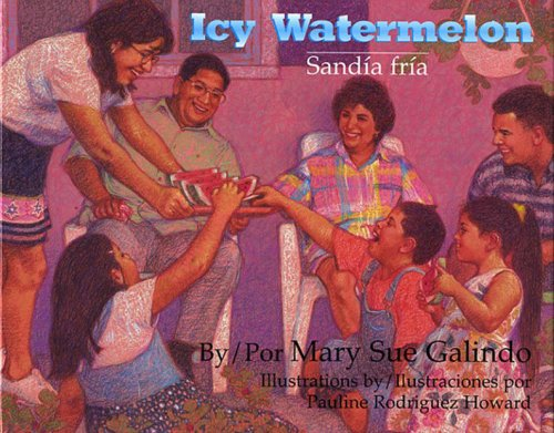 Icy Watermelon/Sandia Fria N/A edition cover