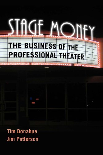 Stage Money The Business of the Professional Theater  2010 (Revised) edition cover