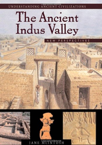Ancient Indus Valley New Perspectives  2007 9781576079072 Front Cover