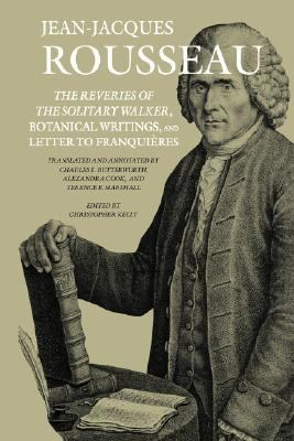 Reveries of the Solitary Walker, Botanical Writings, and Letter to Franqui�res   2000 edition cover