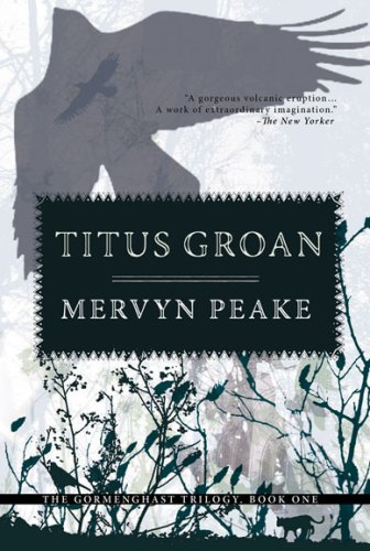 Titus Groan  N/A edition cover