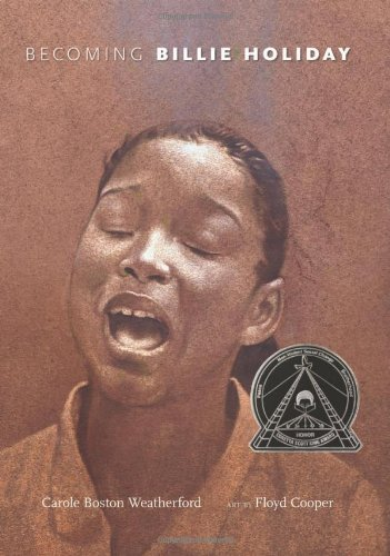 Becoming Billie Holiday   2008 edition cover