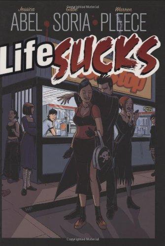 Life Sucks   2007 edition cover
