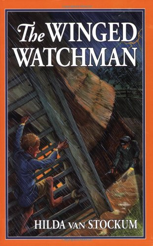 Winged Watchman  Reprint  edition cover